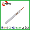 Factory customized professional rg coaxial cables for communication rg11 rg59 rg6 coaxial cable