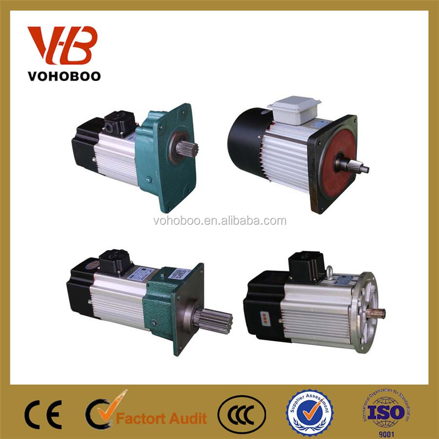 China manufacturer for small powerful electric motors