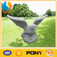 eagle stone carvings
