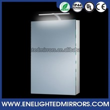 Factory price supply Residence bathroom Recessed full length dressing mirror cabinet
