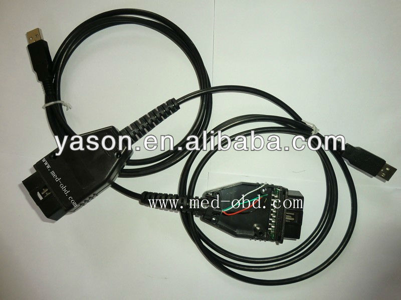 OBD2 16pin to usd cable