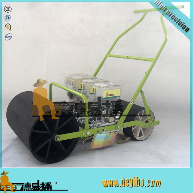 Agriculture Easy Operate Seeder/4 row Manual Corn Seeder Machine/High Efficient Manual Seeder
