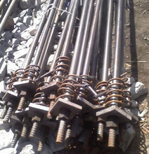 PSB500 Scres-thread Steel Bars Factory price/building rebar astm a706 deformed steel bar