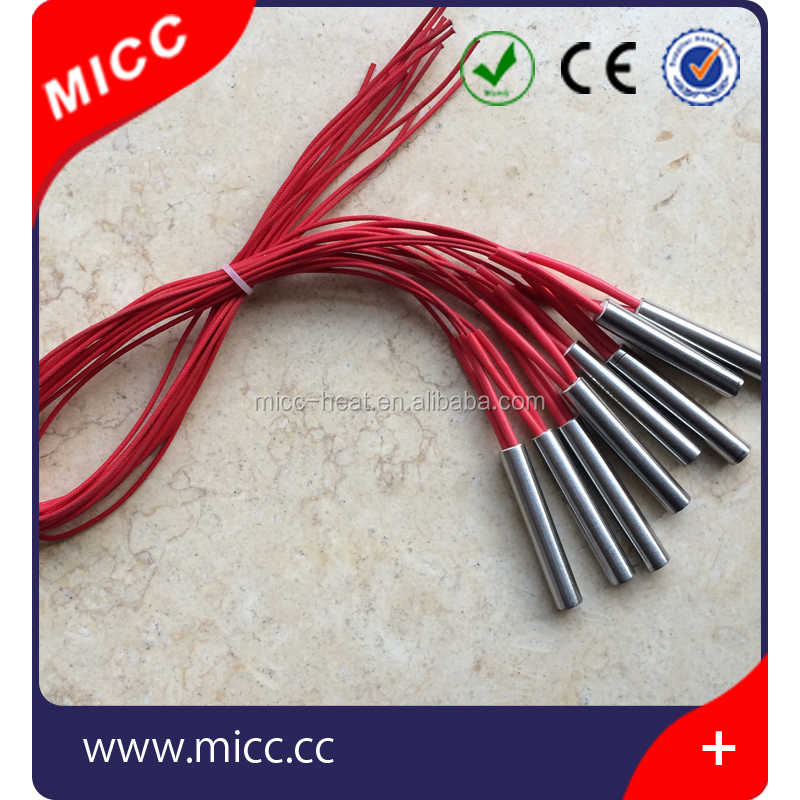 Wholesale For 3D Printer Heating Parts Electric 12V Cartridge Heater