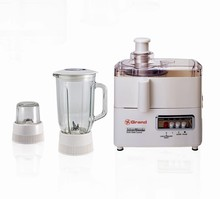 best household electric mini chopper 3 in 1 juicer blender food processor with 350w motor KD3308A