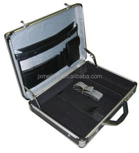 Brand New!TZ aluminum ipad laptop free gift notebook computer case mini attache