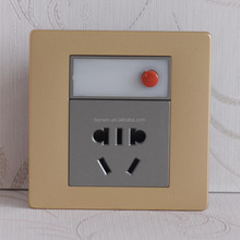 12V illumination led indicator switch for hotel guest room control system