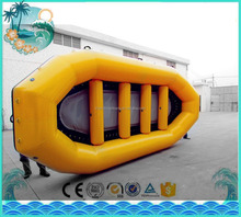 DBB04 Factory wholesale inflatable boat for water game and fishing ,inflatable kayak fishing