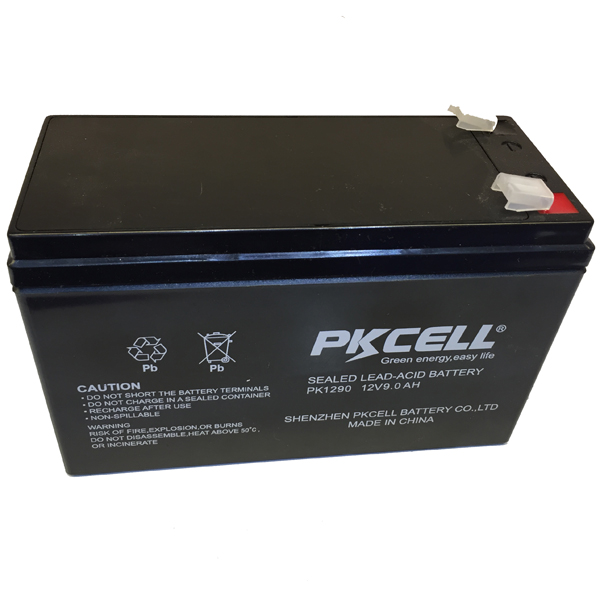 UPS 12V 9Ah VRLA AGM Solar Battery Rechargeable Storage Battery