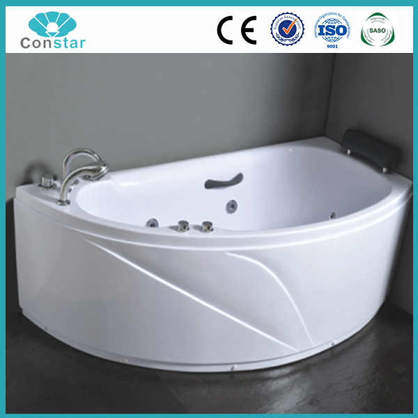2016 New design worldwide modern style lowest price hot tub massage bathtub
