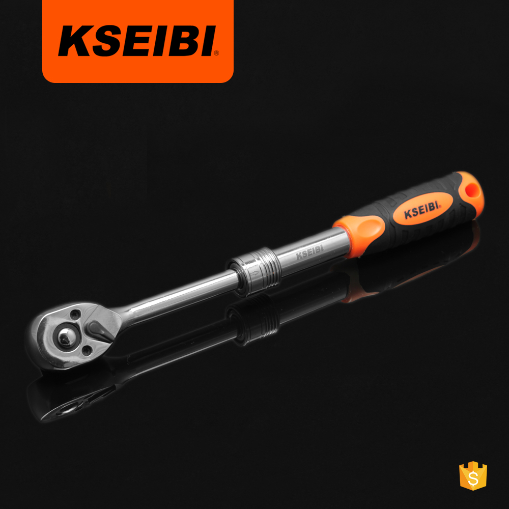 3/8 Adjustable Ratchet Handle -KSEIBI