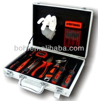 16pcs hand tool set with aluminum case