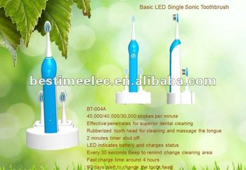 Rechargeable Sonic toothbrush