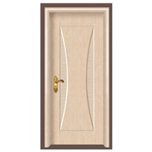 Beautiful types interior door frames security steel door