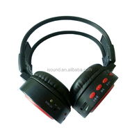 foldable Heated Winter Earmuff wireless Bluetooth Headphones supplied by direct factory
