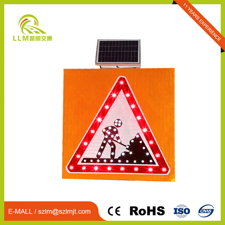 High quality machine grade road reflector signs