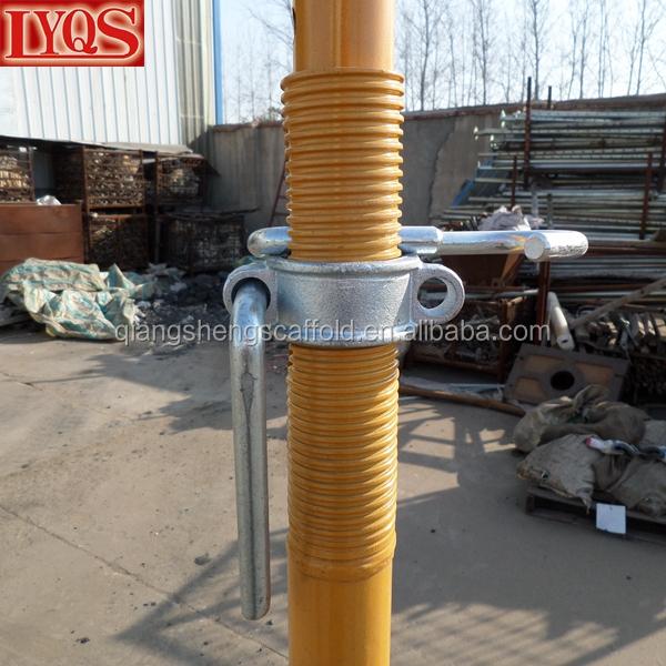 Shoring Prop Lb : Steel shoring jacks formwork props scaffold heavy