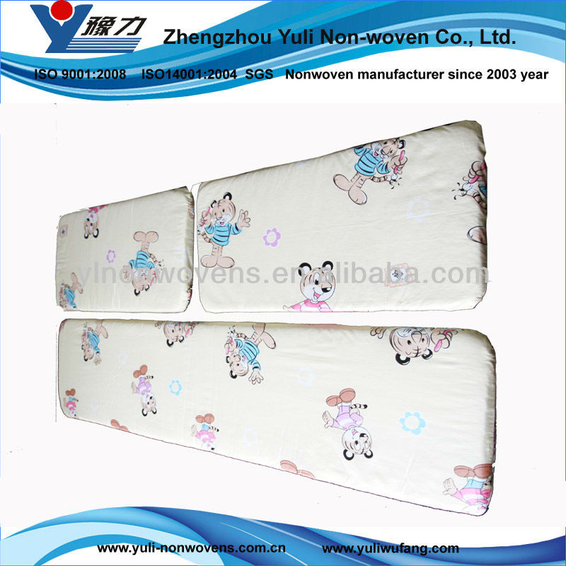 Polyester baby crib protective lightweight playpen