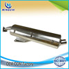 Straight Pipe Exhaust stainless motorcycle muffler from Taiwan factory