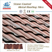 painting galvanized steel roof sheet(Factory)
