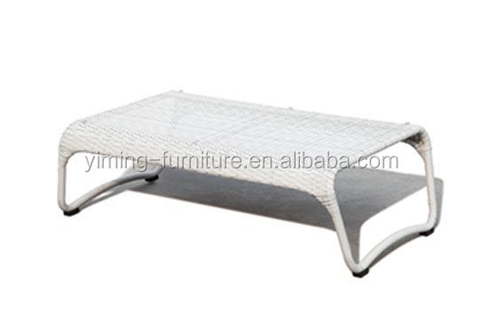 mobiliario jardim rattan : mobiliario jardim rattan:lazer Rattan Branco Mobiliário de Jardim Ao Ar Livre-Sofás de jardim