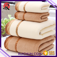 Online Shopping Durable Fancy Bath Towel Sets