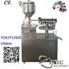 Micmachinery high performance manual capsule filling machine Ointment Filling And Sealing Machine metal tube filler and sealer