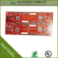 Smart printed circuit board fr4 material pcb
