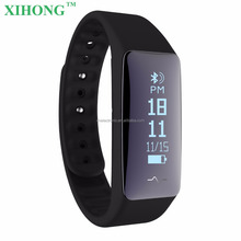 Alibaba Blood Pressure Sports Monitoring Odometer Movement Monitoring Man Smart Watch WristBand