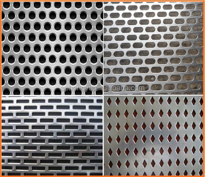 Good Price Perforated Metal Mesh Panel Decorative Metal