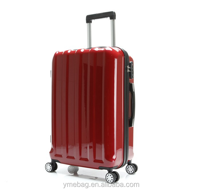 Cheap suitcases, ABS Hard Shell unique Travel trolley luggage Bag