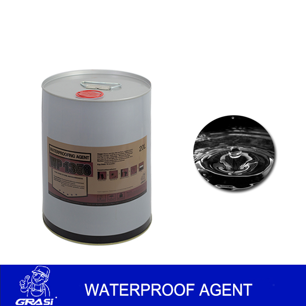 THE best water proof agent based on organic silicone waterproofing paint the model of WP1358