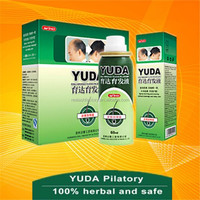 YUDA pilatory hair growth/hair loss solution/hair growth tonic Real Plus factory produces