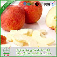 Bottom price new products freeze dried sweet apple fruit