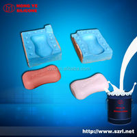 rtv liquid silicone rubber for forms soap making