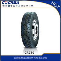 COCREA&ALLROUND&BEFRIEND cheap Truck tyre 295/80R22.5
