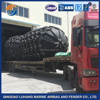 CCS certificate and compertitive price marine rubber pneumatic boat fender