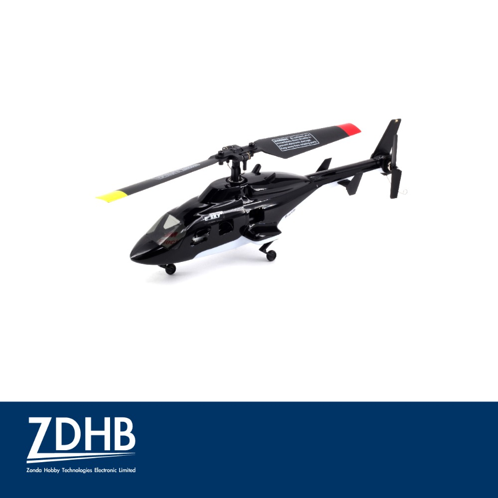 ESKY007318 ESKY F150 V2 Airwolf CC3D 5 channel 2.4GHz 6 Axis Gyro Single Blade Flybarless Mini RC helicopter