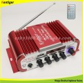 12V MINI bluetooth USB/SD/FM car amplifier