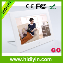 10.1 Inch Fashion Home Digital Photo Frame for wedding, Electronic MP3 Video Photo Album