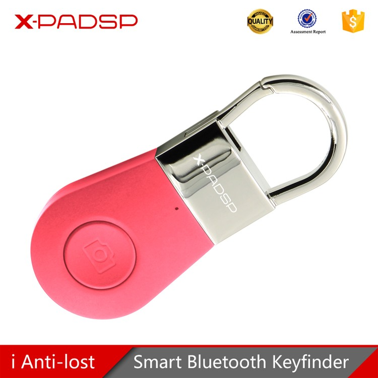 colorful tile bluetooth tracker and key finder with personal alarm
