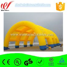 King-size inflatable marquee tent,inflatable camping tent for UV-blocking Y1054