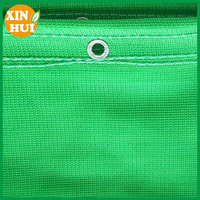 Black Green or Blue Scaffold Debris Garden Safety Net