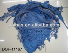 Fashion romantic lace new scarf