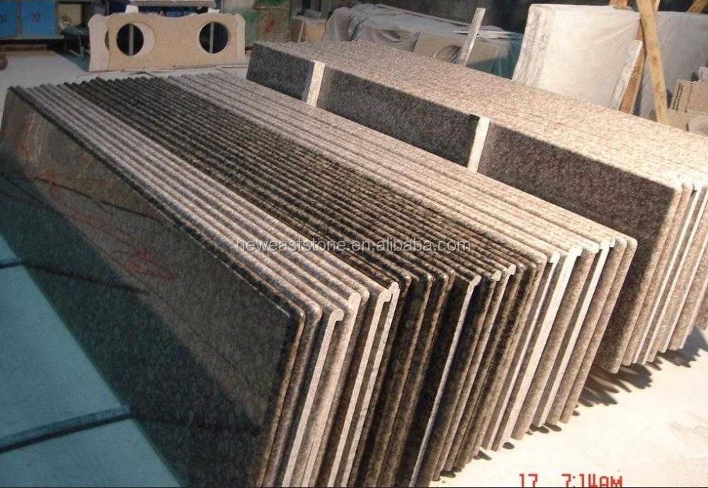 Top Countertops Cheap Price - Buy Desert Brown Granite Countertops ...