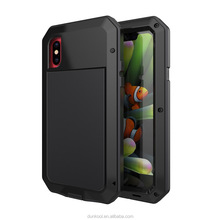 Outdoor Super Protective defender case 3-Proof waterproof shockproof dustproof phone Cover for iPhone X