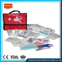 Car Accident First Aid Kit , Emergency Kit