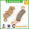 Sintered Metal Front Rotors Brake Pads for KAWASAKI KX 80 85 100