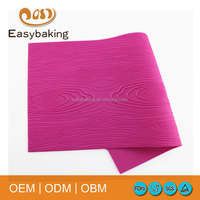 2016 good quality silicone bake disc food grade non-stick silicone baking lace mat