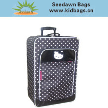 Cheap Big Capacity Trolley Luggage Bag with Wheels